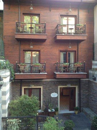 Rose Garden Suites Istanbul: Rooms