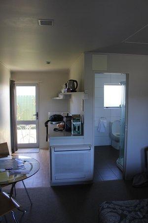 Anchorage Motel Apartments : good facilities