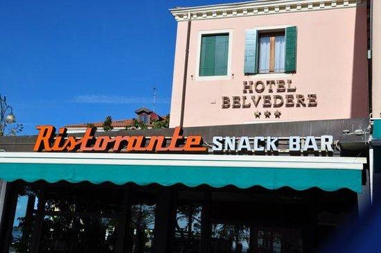Ristorante Hotel Belvedere Lido