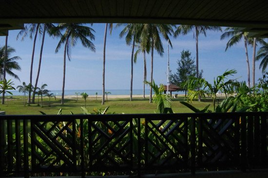 Palm Beach Resort & Spa: View from room