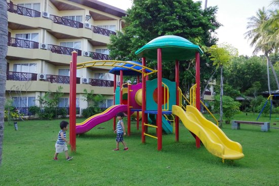 Palm Beach Resort & Spa: Playing facility for kids