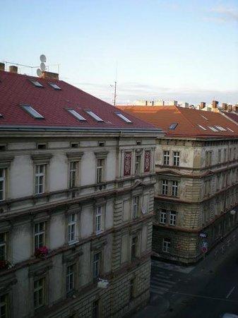 Aparthotel City 5 : Vista esterna
