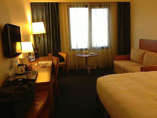 Lancaster Tamar Hotel: Exec room