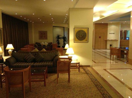 Lancaster Tamar Hotel: Lobby