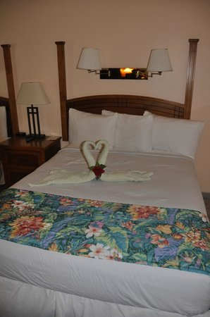 Ivey House: Queen Size Bed