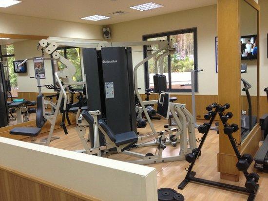 Lancaster Tamar Hotel: Gym