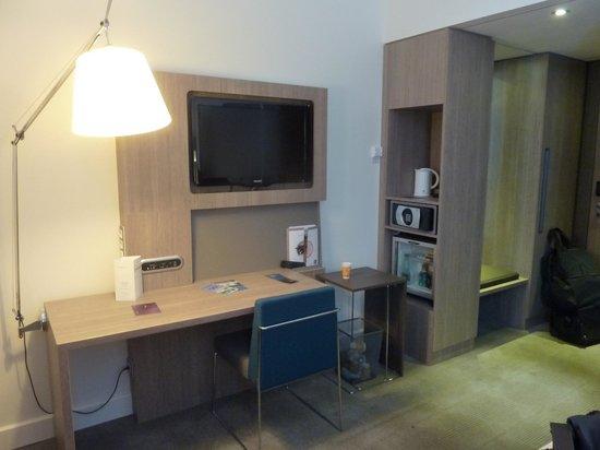 Novotel SPA Rennes Centre Gare : Quarto