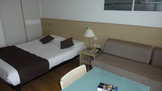 Syracuse Hotel: chambre