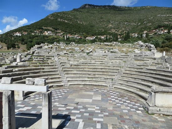 Ancient Messene : Another theater
