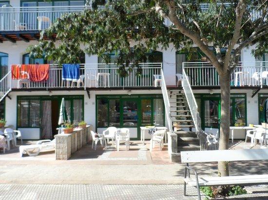 MedPlaya Hotel San Eloy: Kamer