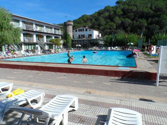 MedPlaya Hotel San Eloy: Zwembad
