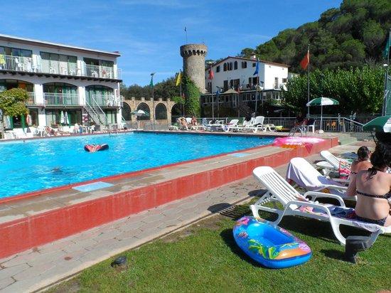 MedPlaya Hotel San Eloy: 1 van de 4 zwembaden