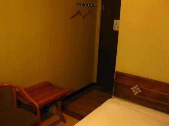 Hantangyi International Youth Hostel Xi'an: Kinda small room