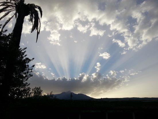 Etnaround - Etna tours, Trekking, Excursions: Etna view from Giarre