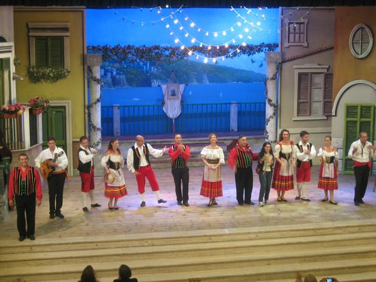 Teatro Tasso - Sorrento Musical : Very Enjoyable Evening