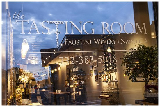 The Tasting Room by Faustini Winery