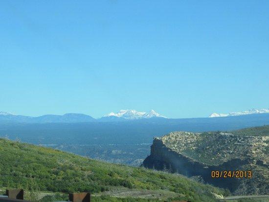 Far View Lodge: View