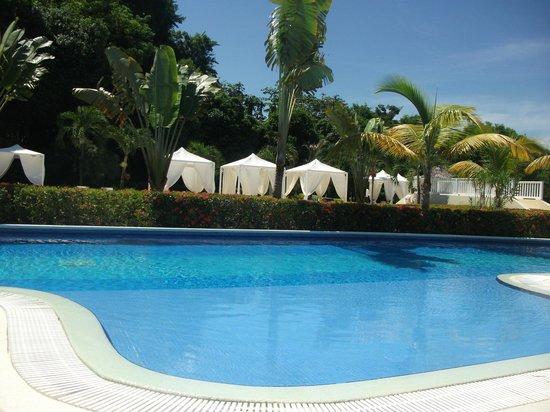Luxury Bahia Principe Cayo Levantado Don Pablo Collection: one of the pools