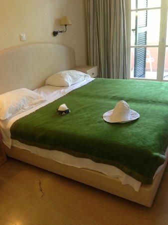 Delfinia Hotel : номер