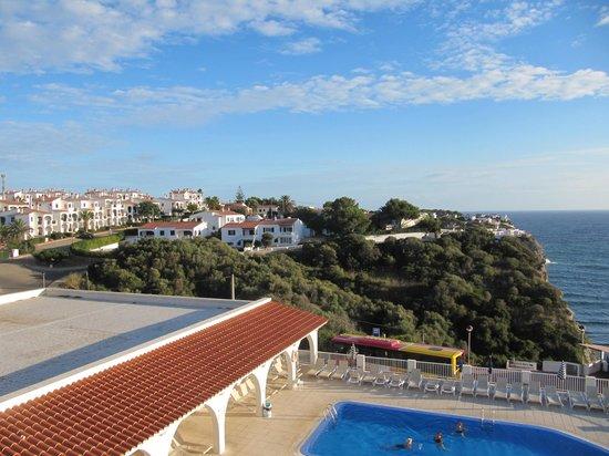 Hotel Playa Azul: playa azul