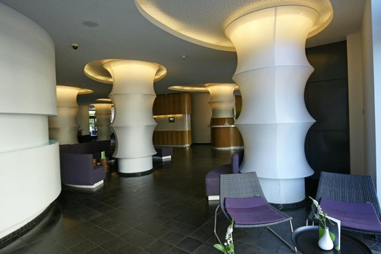 lobby picture of ku 39 damm 101 berlin tripadvisor. Black Bedroom Furniture Sets. Home Design Ideas