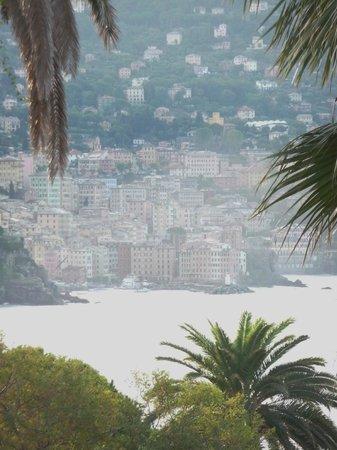 Hotel La Giara: uitzicht vanaf hotelkamer
