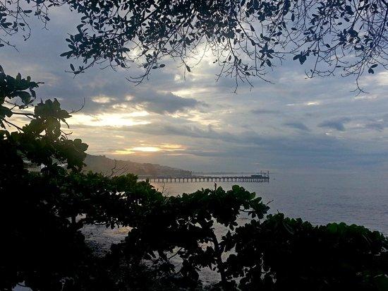Punta Roca Surf Resort: Вид с балкона