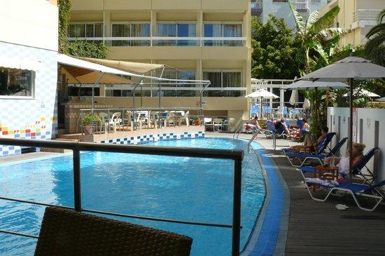 Agla Hotel: Pool