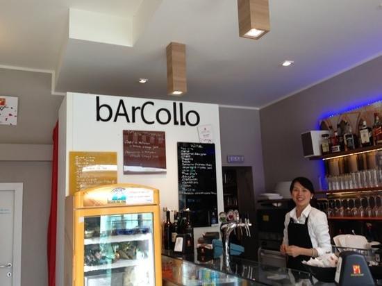 bArCollo: smiles inside!