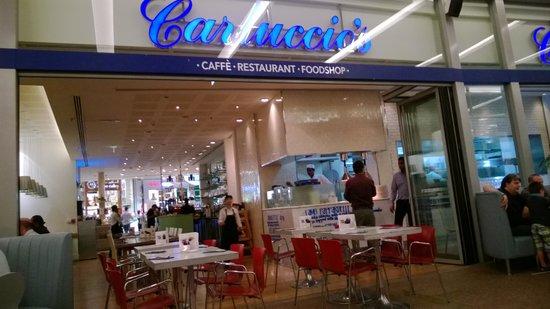 Carluccio's: carlucios kitchen