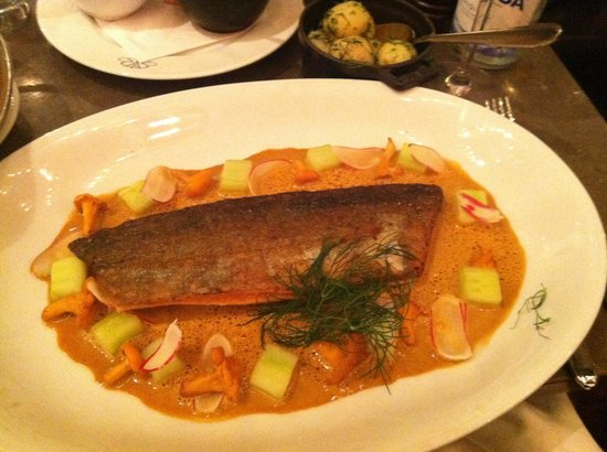 Riche: Char fish was Amazing!