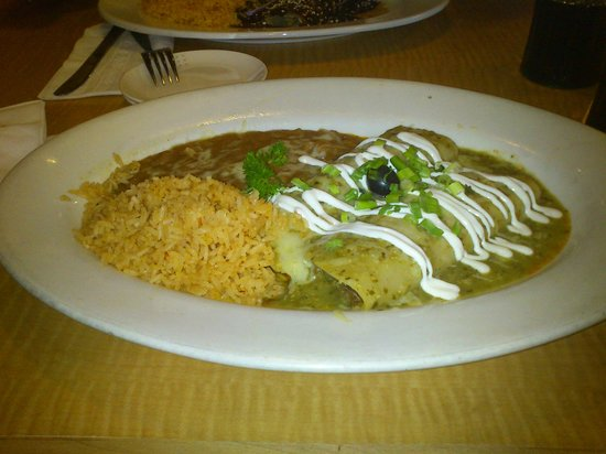 Don Pico's Restaurant: enchilada