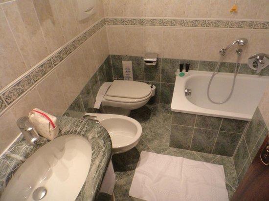 Antica Locanda al Gambero: banheiro