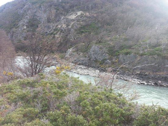 Pingo Salvaje: Río Pingo