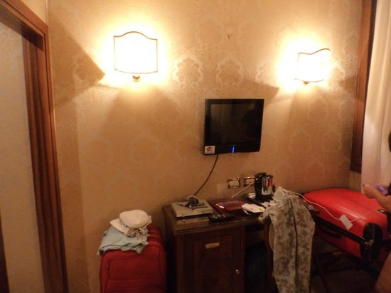 Antica Locanda al Gambero: quarto