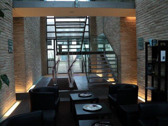 Hotel City Parma : Parte interna hotel City