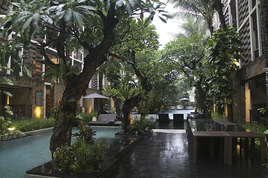 The Haven Bali: INDONESIA/Bali-Hotel Haven