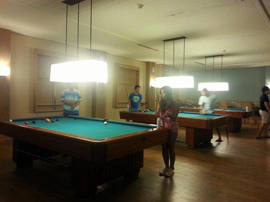 Pico Sands Hotel: --