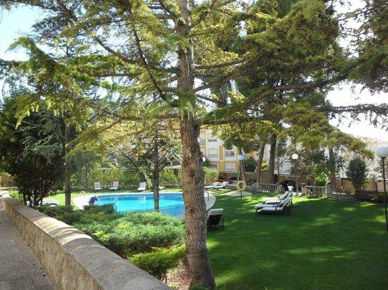 Hotel Villa de Biar: pool