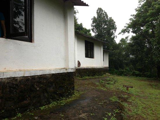 Kundalika Cottages : Line of cottages