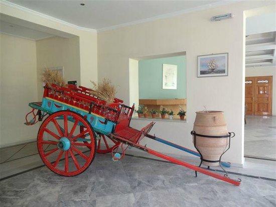 Samaina Inn Hotel: ENTREE