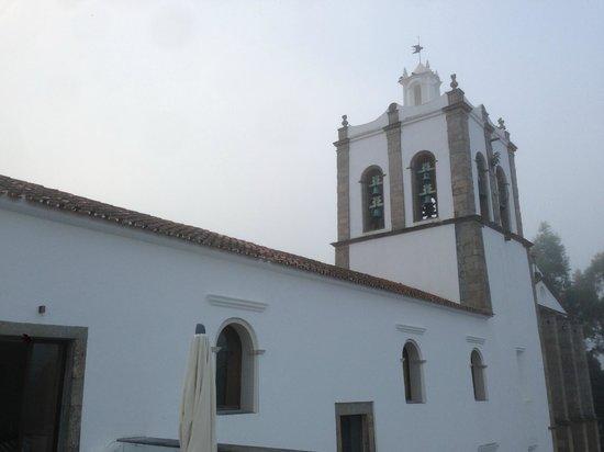 Pousada Convento Arraiolos : Fra terrassen