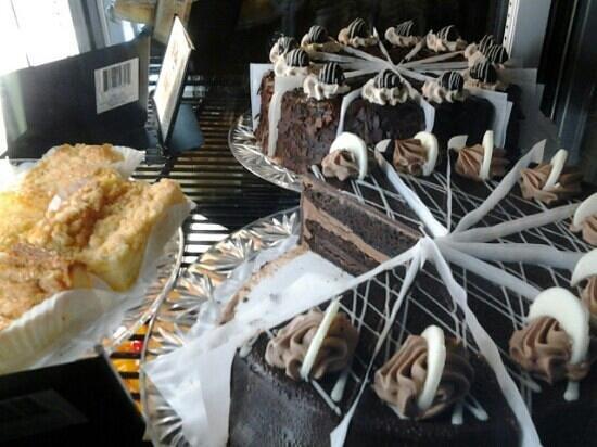 Edelweiss Restaurant: tortes