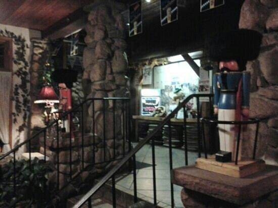Edelweiss Restaurant: entrance