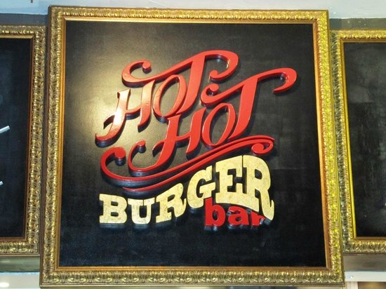 Photo of American Restaurant Hot hot burger bar at Πραξιτέλους 2, Attica, Greece