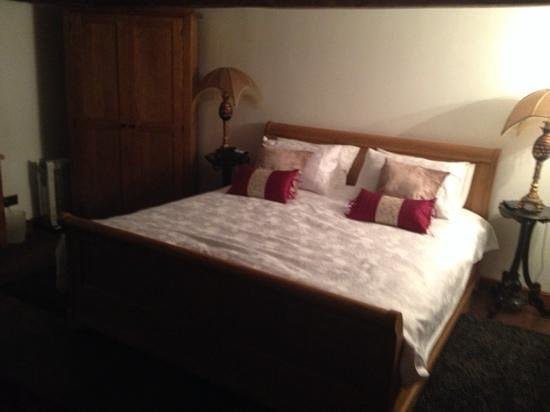 Inn The Square: most comfortable bed I have ever slept in