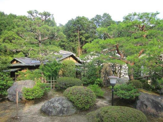 Jardin picture of ryokan yamazaki kyoto tripadvisor for Jardin kyoto