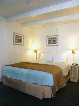 Travelodge Fairfield/Napa Valley: Standard Room with 1 Queen Bed