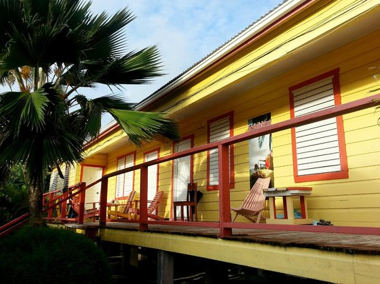 Tropical Paradise Hotel: Отель