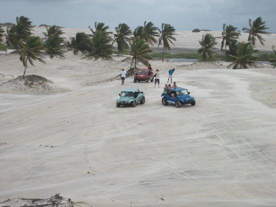 Mangue Seco Beach: bugues
